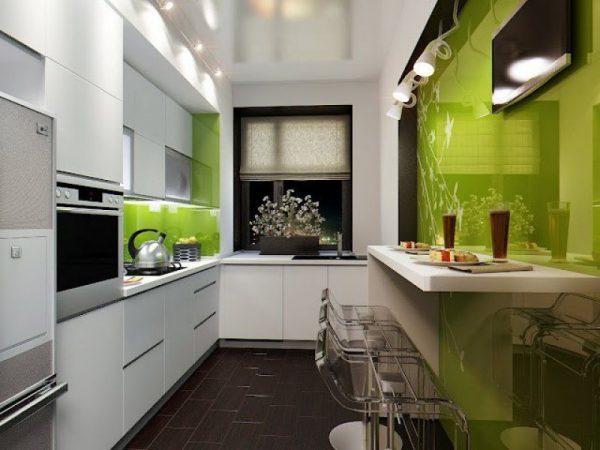Кухни интерьер идеи фото