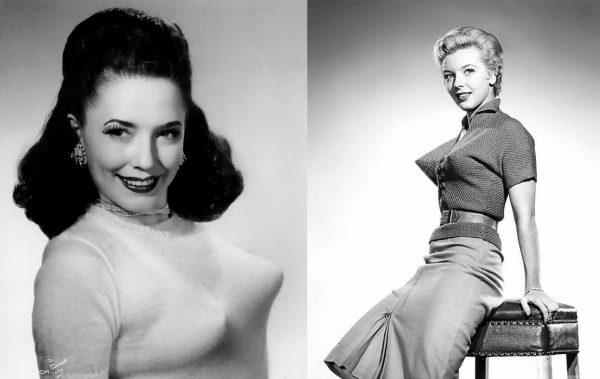 Бюстгальтер пуля - фото и история модного белья в США 40-х и 50-х