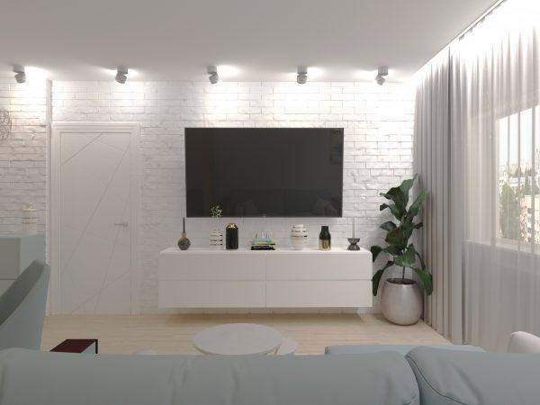 Кухня-гостиная в современном стиле | Мебель для кухни | Мебель для гостиной | Идеи ремонта