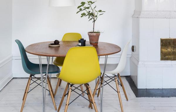 Миксуем разные стулья в интерьере: 8 идей от профи — INMYROOM