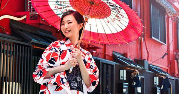 Девять секретов красоты японок, или как выглядеть на 20 лет моложе