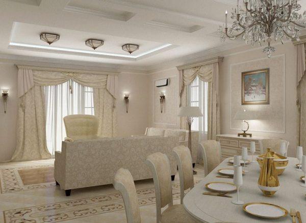 Просторная комната в частном доме