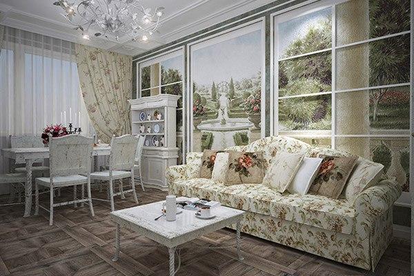 Небольшая комната фото