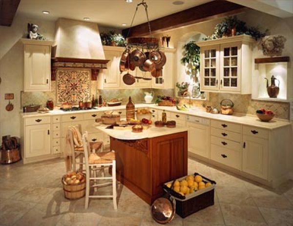 Кухня в доме фото