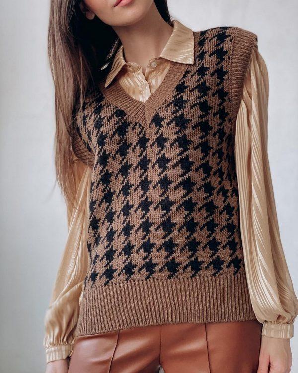 Модные жилеты 2020-2021 фото, красивые жилеты для женщин короткие и длинные фото идеи