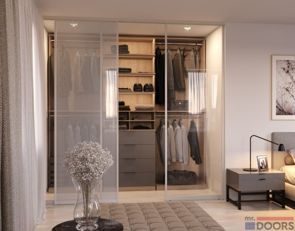 Купить мебель для гардеробной от производителя — на заказ по индивидуальным размерам. Фабрика мебели Mr.Doors
