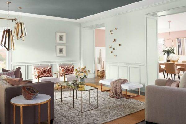 Тренды в интерьере 2020: модные цвета, отделочные материалы, мебель. Актуальные тенденции в интерьерах 2020 на фото.