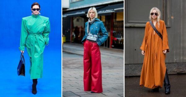 Какой цвет сейчас в моде – Пантон, одежда, пуховик, куртка, пальто, джинсы, костюм, юбки, платья, обувь, шапки, сумки