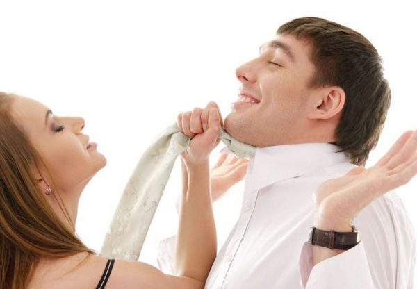 Жена не уважает мужа