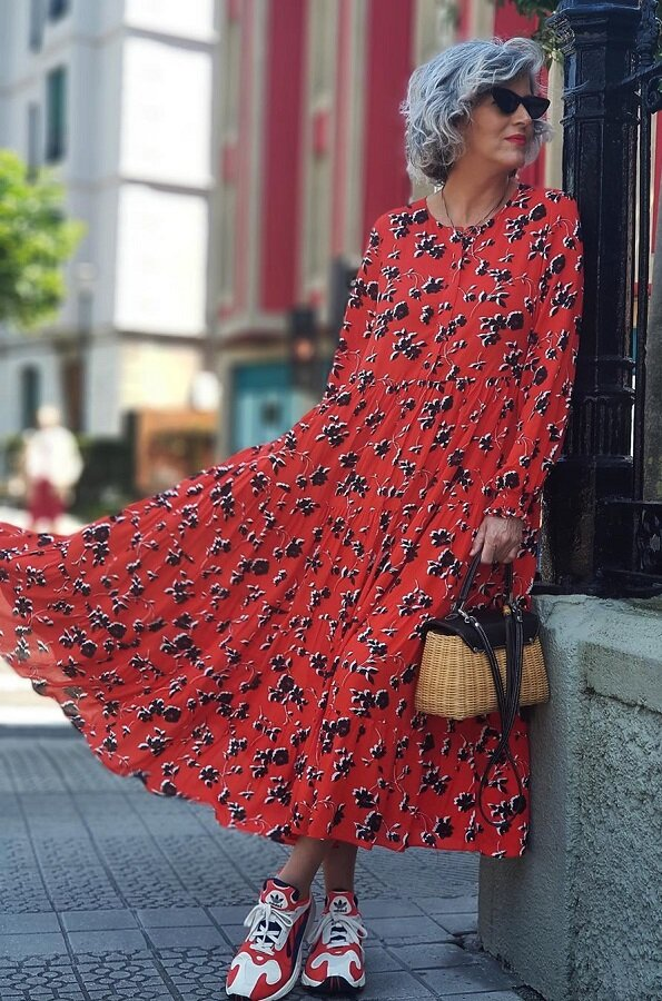 Как выглядеть красиво и стильно в зрелом возрасте? | Women Life