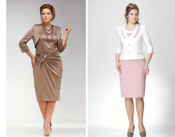 Одежда для женщин после 50 лет: стильные образы (211 фото)