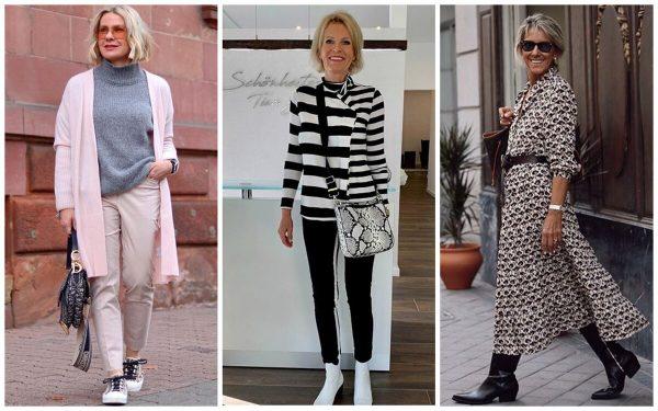 Точно не бабушки! Стильные дамы в 60+, которые не выглядят на свой возраст - Секреты стиля - медиаплатформа МирТесен