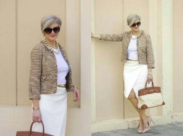 Как одеваться женщине за 50 лет, чтобы выглядеть стильно и молодо