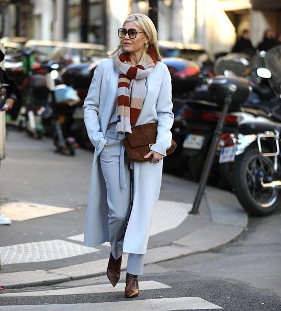 Стиль для женщины 50 лет: советы по составлению гардероба и фото модных образов