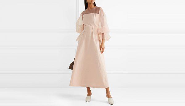 Вечерние платья с длинным рукавом (48 фото): модели для свадьбы или выпускного, в пол, с кружевом | Мода от Кутюр.Ru