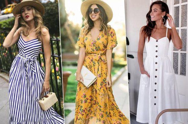 5 моделей платьев, которые будут актуальны летом-2020 - Two News